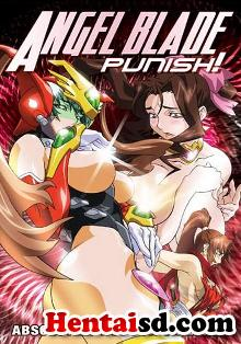hentai online Angel Blade Punish sub español